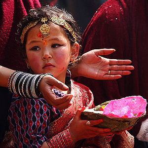 300px-HinduDevoteeNepal
